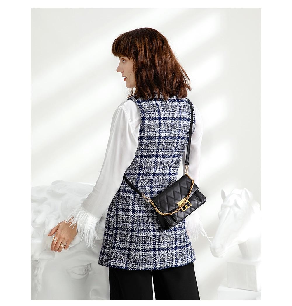 bolsa de ombro retro saco do mensageiro