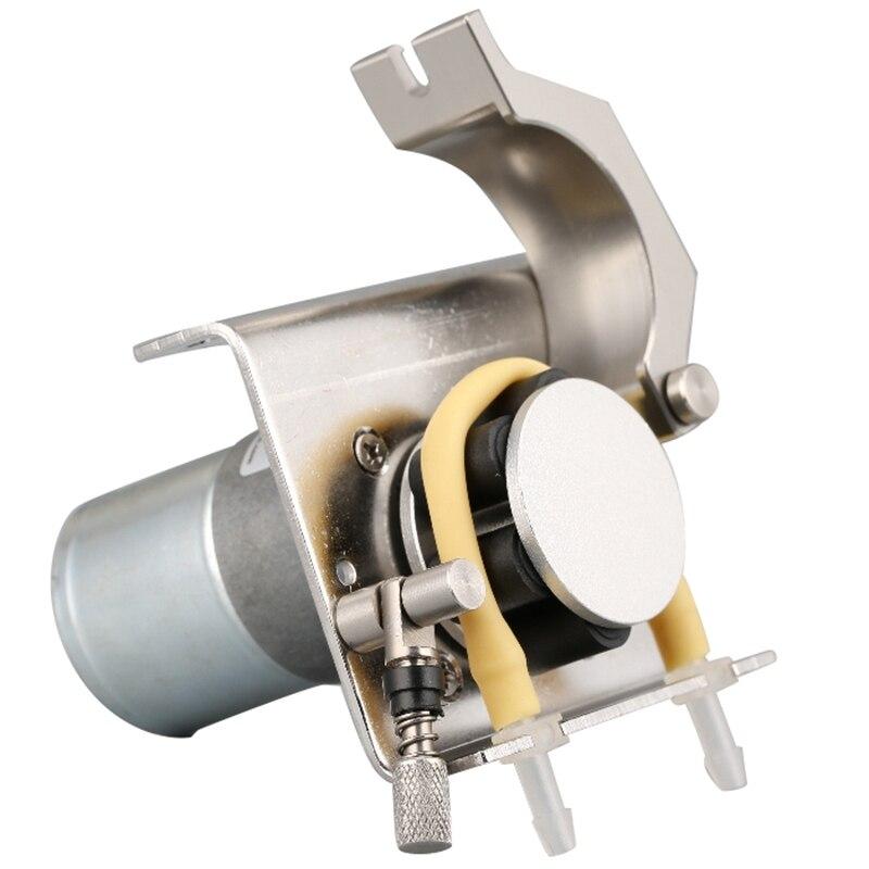 12V Instrument Dedicated Stepper Motor Peristaltic Pump Liquid Pump Large Flow Peristaltic Pump