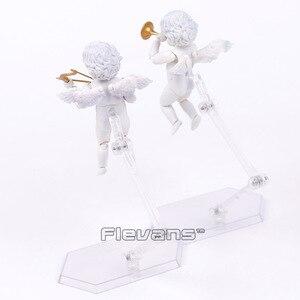 Image 3 - を Toble 博物館フィグマ SP 076 天使キューピッドアクションフィギュアグッズ Pvc 模型玩具人形