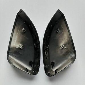 Image 5 - Колпачки для зеркал с боковыми крыльями Audi A3 S3 8V RS3 (углеродный вид) 2017, замена 2015 2016 2018 2013 2014 2019