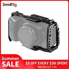 SmallRig-قفص كاميرا DSLR 4k/6k ، قفص bmpcc 4K ، للجيب ، Blackmagic ، كاميرا فيديو 4K / 6K BMPCC 4K 2203B