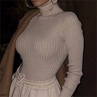 Khaki-Bodysuit