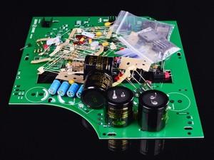 Image 4 - Placa amplificador estéreo de alta fidelidade/kit/pcb 75 w + 75 w diy power amp base no circuito naim nap200