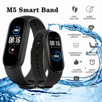 M5 Bluetooth Smart Watch Men Women Sport Smartwatch Heart Rate Monitor Blood Pressure Tracker Fitness Bracelet For IOS Android 2019 m4 plus smartwatch heart rate monitor blood pressure sport bracelet waterproof fitness tracker activity tracker smart watch