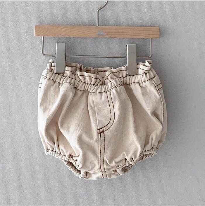 2020 Baby Boys Denim Shorts Infant Toddler Baby Girls PP Shorts Diaper Cover Denim Shorts Kids Jeans Pant Bloomers Baby Shorts 10