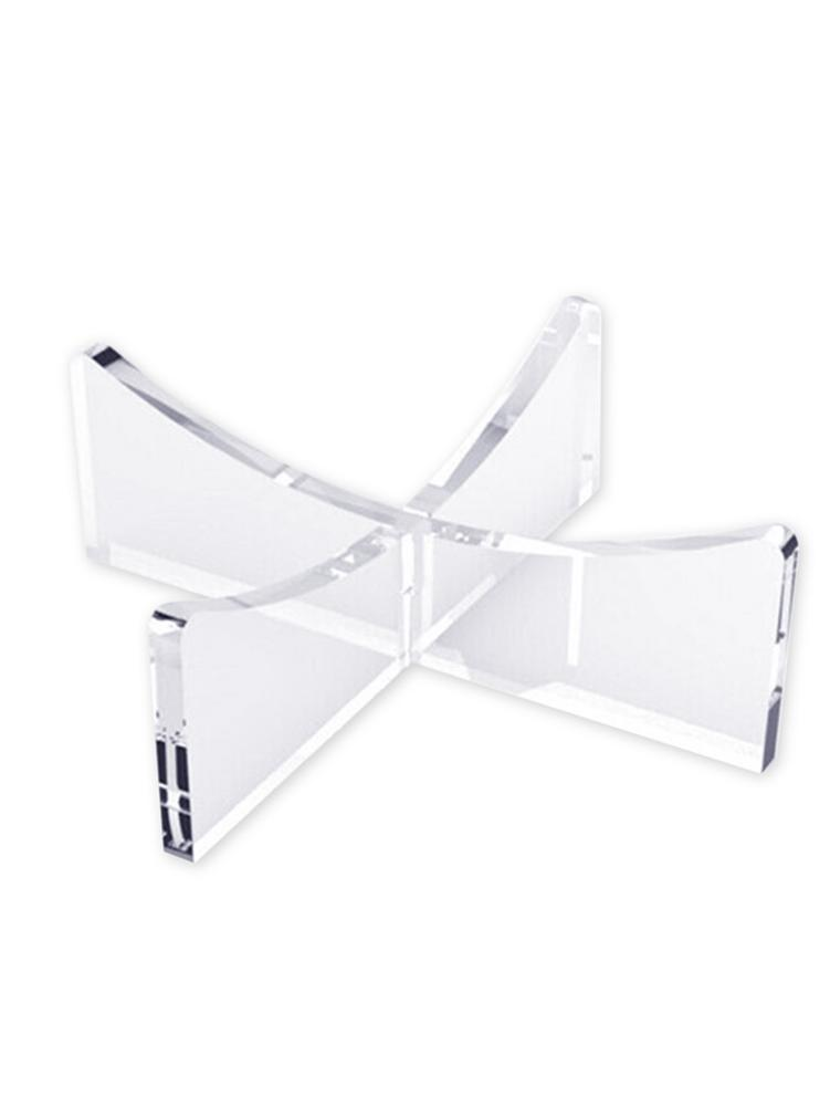 Acrylic Multi-function Display Stand Bowling Rugby Basketball Soccer Ball Bracket Holder Transparent Acrylic Rack Support Base