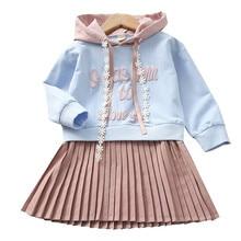 Girls Dress Spring Long Sleeve Carnival Costume For Kids Dresses For Girls Clothes Hooded Toddler Dress Children Clothing 40 цена 2017