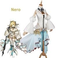 Nero Fate Grand Order Cosplay Women Claudius Caesar Augustus Germanicus Costume Anime Fate Grand Order Nero Women