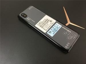 Image 4 - ULCOOL V99 נייד טלפון עם סופר מיני Ultrathin כרטיס מתכת גוף Bluetooth 2.0 חייגן אנטי אבוד FM MP3 כפולה ה SIM כרטיס מיני טלפון