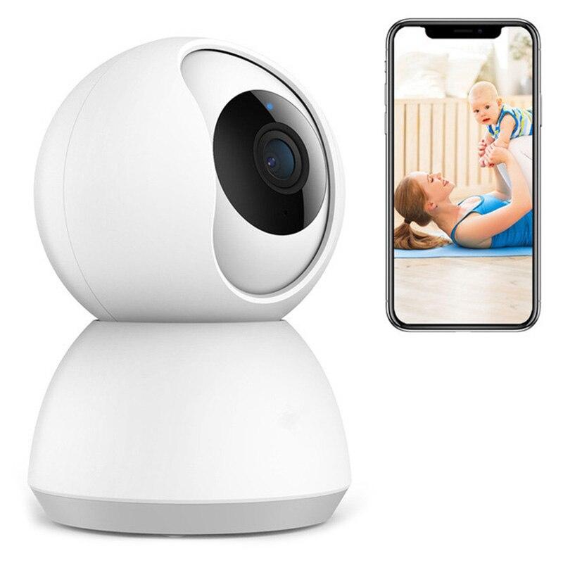 Baby Sleeping Monitors 360 Degrees 1080P Baby Monitor Night Vision IR Motio Detection Two Way Audio Infant Monitors in Baby Sleeping Monitors from Mother Kids