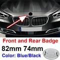 Автомобильная эмблема значок капот передний задний логотип багажника для Bmw 1-7 серии X1 X3 X5 X6 X4 E90 E60 F10 F30 E46 G20 E70 F20 E39 E92 автомобильные товары