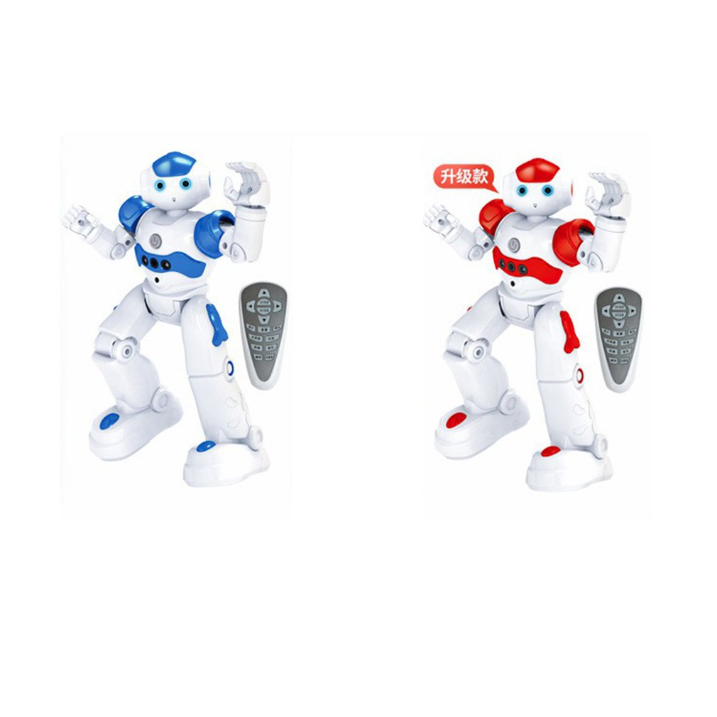 Artificial Intelligence Rc Robot Toy Remote Control Smart Mini Robot Dancing Singing Gesture Sensing Robot Toys For Kids