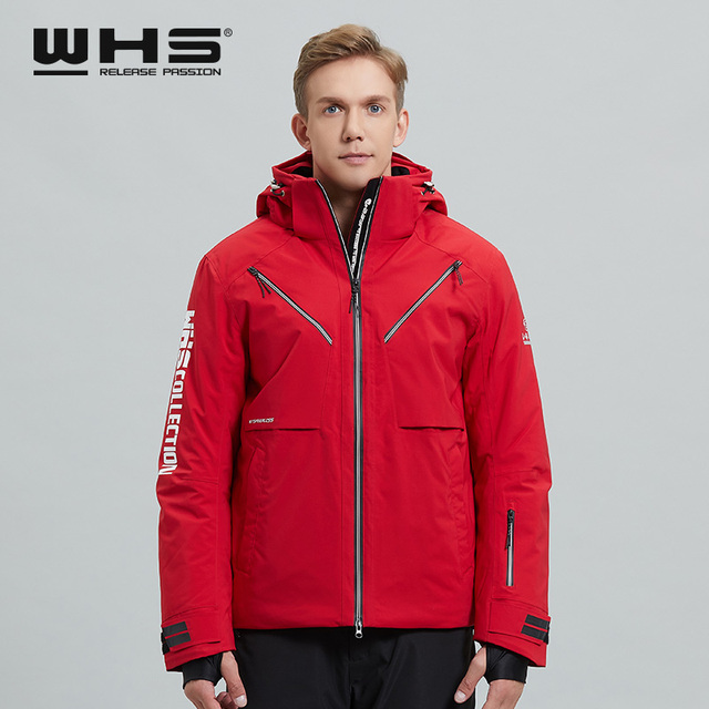 Men's Outdoor Skiing Jacket