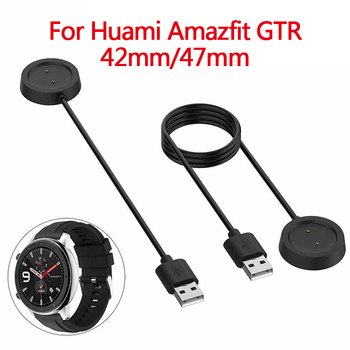 Smart Watch Charger for Xiaomi Huami Amazfit GTR 42mm 47mm Fast Charger USB Magnetic Charging Dock Cable Smart Watch Accessories image