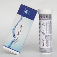 Тест качества воды полоски китайский завод с низкой ценой общая твердость тестовая бумага для тестирования образца 30 peices/коробка