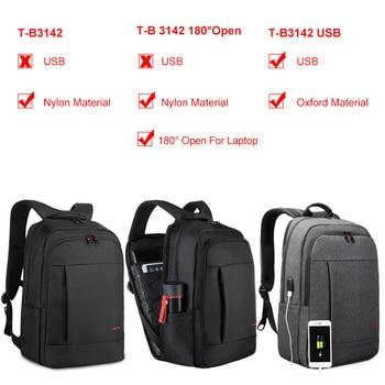 Tigernu Anti theft USB bagpack 15.6 to 17inch laptop backpack for Men Boy school Bag Female Male Travel Mochila Business bagpack 2
