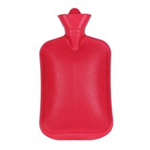 Creative Home Water Injection Rubber Hot Bottle 500Ml 1000Ml 1750Ml 2000Ml Outdoor Hand Warmers