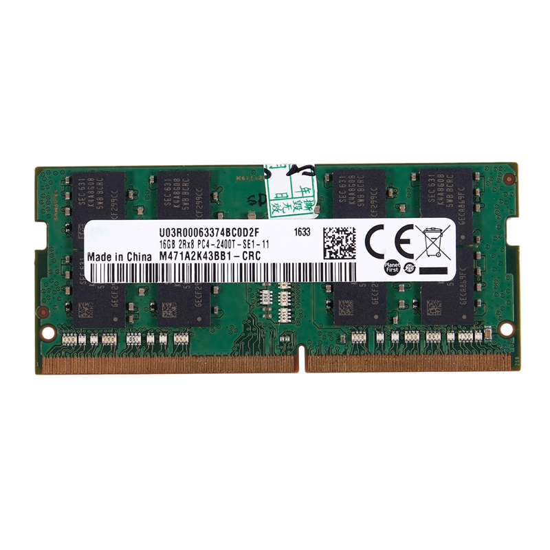 <font><b>DDR4</b></font> Ram Sodimm Laptop Memory Support <font><b>Memoria</b></font> 1.2V <font><b>DDR4</b></font> <font><b>Notebook</b></font>(<font><b>16GB</b></font>/2400) image