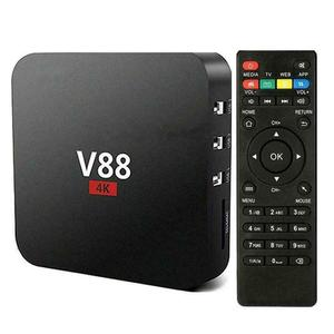 Hot Sale Smart TV Box 4K Quad