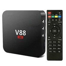 V88 TV Box Rockchip 3229 Quad Core 4K H.265 1GB DDR3 RAM 8GB
