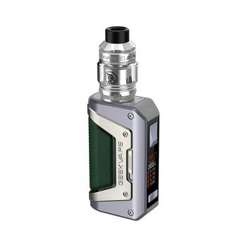 Geekvape – Cigarette électronique Aegis legend 2, Kit 200W, pré-commande, MOD Vape L200 leaps et Z Subohm 2021, série Z, bobine