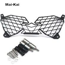 MAIKAI For YAMAHA XT1200Z XT 1200Z 2012-2018 Motorcycle Modification Headlight Grille Guard Cover Protector