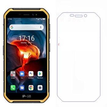 Перейти на Алиэкспресс и купить Закаленное стекло для Ulefone Armor X7 / X7 Pro 5,0 дюймЗащитная пленка для экрана Защитная крышка для телефона