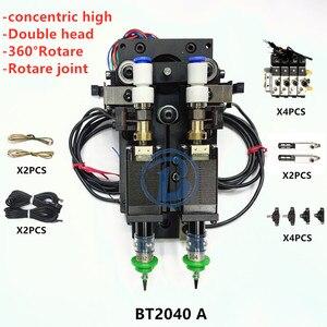 Image 3 - BT2040 SMT connecteur de montage bricolage, Nema8 arbre creux pour placer une Double tête