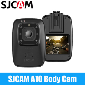 SJCAM A10 Portable Camera Wearable Body Cam Infrared Security Camera Night Vision Laser Positioning WIFI Action Sports