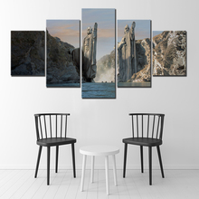 5 Panel HD print Painting Lord of Ring Canvas Wall Art piece movie poster Picture Home Decoration Print