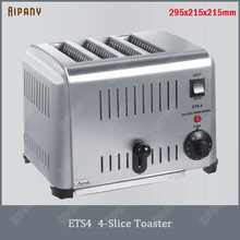 ETS4/ETS6 electric toaster 4-slice/6-slice bread sandwich maker popup toaster commercial/household wide slot mini toaster oven chaos маска chinook face toaster