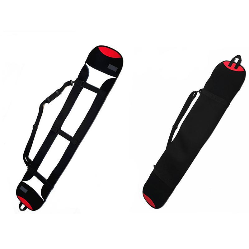 HobbyLane Snowboard Bag Ski Bag 140cm 160 Cm Scratch-Resistant Snowboard Carrying Bag Monoboard Plate Protective Case for Skiing