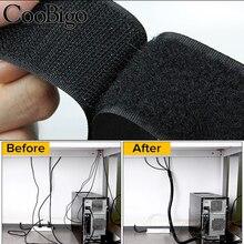 Clip-Winder Cable-Organizer Wire-Holder Computer-Accessories Usb-Management 1-Meter Hook