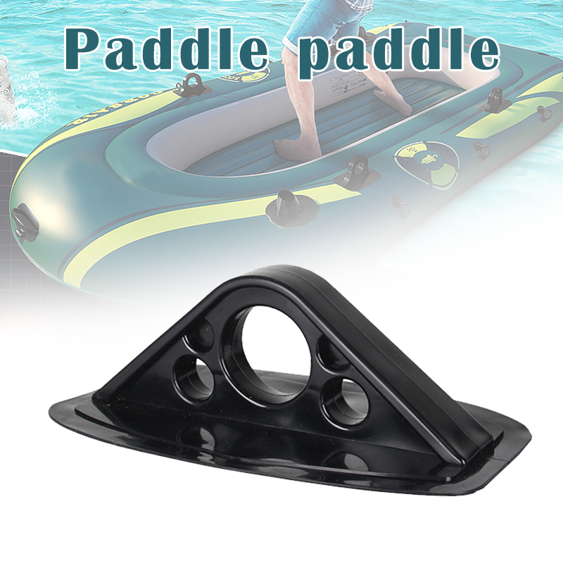 Newly Awning Paddle Holder Bracket Accessory Mount For Inflatable Boat Sun Shelter BF88