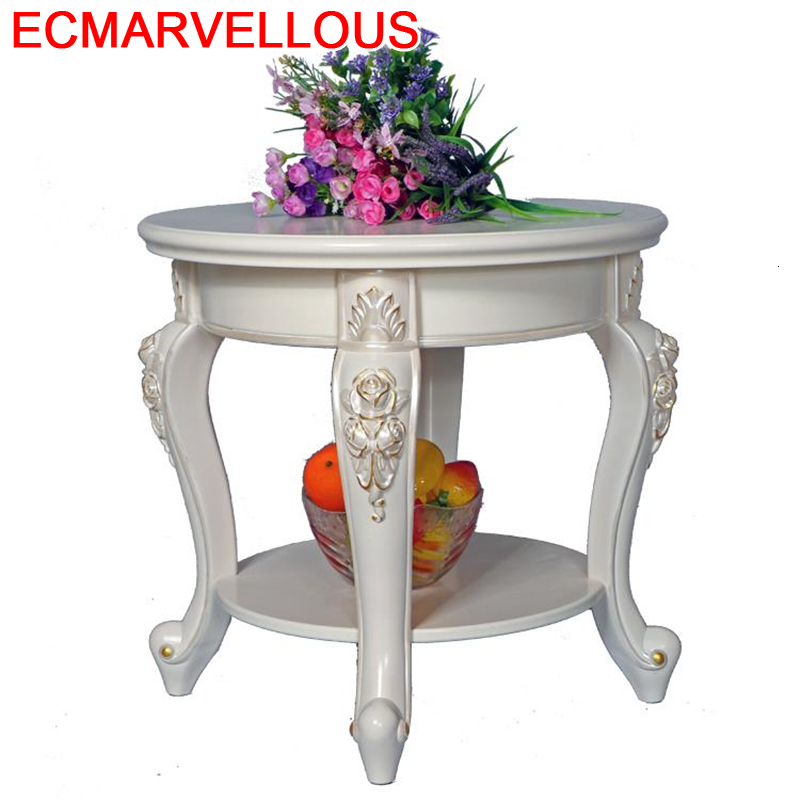 Sala Tafelkleed Mesita Auxiliar Side Sehpa Ve Masalar Tablo Individuales De European Sehpalar Mesa Furniture Basse Tea Table
