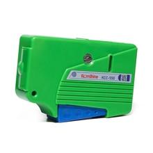 Оптоволоконная коробка для очистки лица, инструмент для очистки волоконно-оптических волокон, очиститель волоконно-оптических инструментов Ftth для SC ST/FC