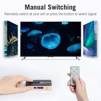 5×1 HDMI Switcher Smart