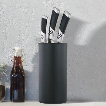 多機能包丁ホルダープラスチックナイフスタンド収納ツールナイフブロックナイフラック包丁オーガナイザーツール -