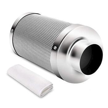 4 ''5'' 6 ''8'' 10 ''12'' воздушный угольный фильтр для выращивания палаток для комнатной очистки воздуха Вентиляция контроль запаха скруббер Австра