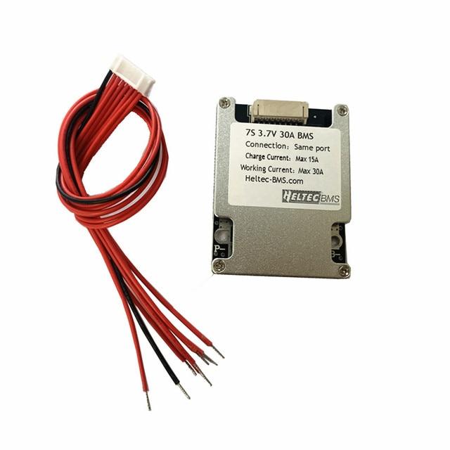 Vente en gros 6S 7S 10S 13S 12S 14S 30A 40A 60A BMS Balance Board pour 36V 24V 48V vélo électrique outils électriques dans 1200W