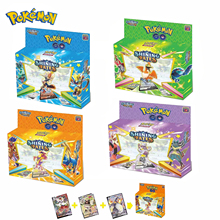 54Pcs 2021 Latest Pokemon Card Fidget Toys Shining Fates Trade Game Battle Cards Pokemon Collection Collectable Toys