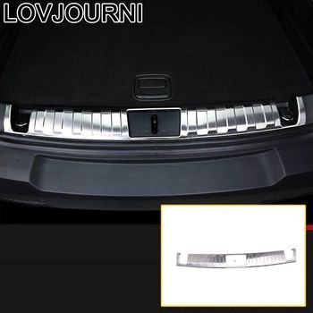 Panels Foot Pedal Rear Bumper Wing Mirror Exterior Modified Chromium Sticker Strip Accessory Car Styling 18 19 FOR JEEP Renegade
