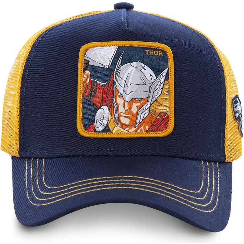 capslab-thor-tho1-marvel-comics-navy-blue-and-yellow-trucker-hat (1)