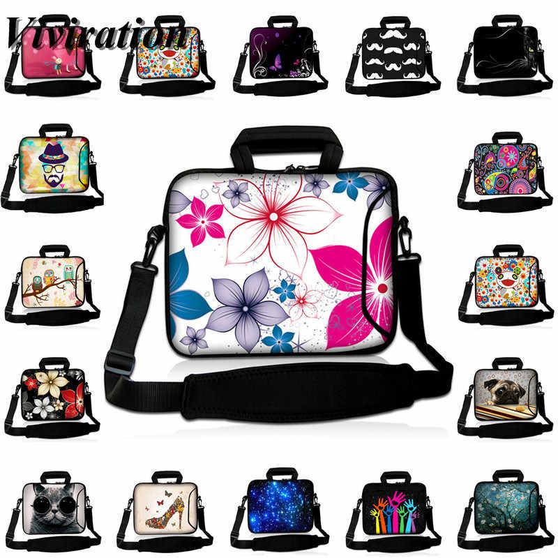 2019 Модный женский портфель сумка для ноутбука 14 дюймов чехол для chuwi LapBook Air Lenovo Huawei 10 10,1 12 13 15 17 сумки для ноутбука