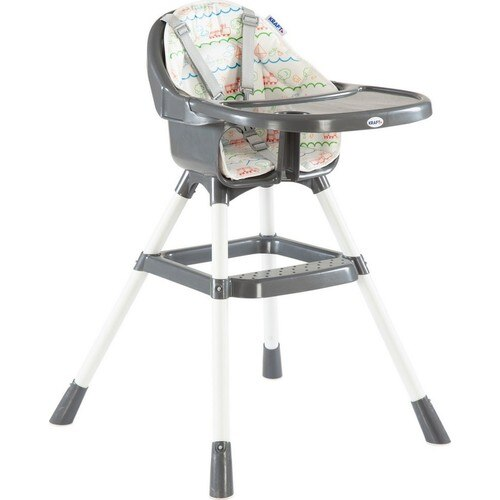 Kraft Snack High Chair High baby chair authentic portable feeding chair, baby high chair, multifunctional baby dining chair