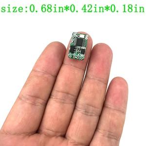 Image 4 - 433mhz RF DC 3.7V 4.5V 6v 12V Battery Power Mini Wireless Remote Control Switch LED Lamp Controller Micro Receiver Transmitter