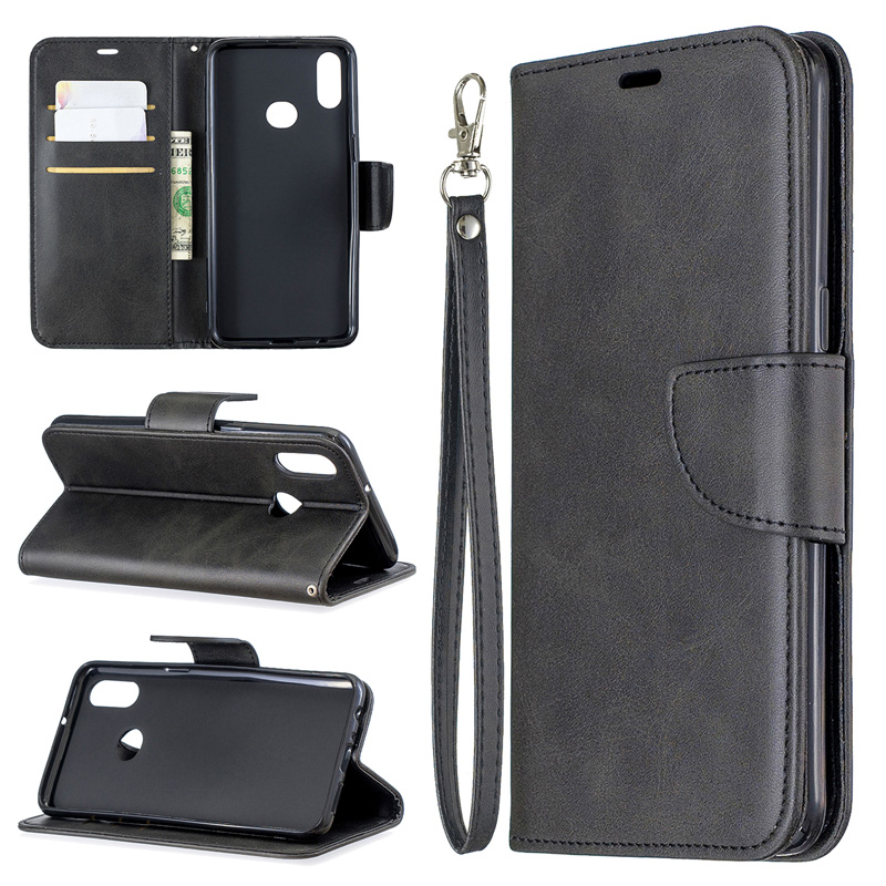 2019 Leather <font><b>Case</b></font> Wallet Cover on For <font><b>Samsung</b></font> Galaxy A10S SM-A107F <font><b>Flip</b></font> Book <font><b>Case</b></font> For <font><b>Samsung</b></font> <font><b>A10</b></font> SM-A105F A10e Soft TPU <font><b>Cases</b></font> image