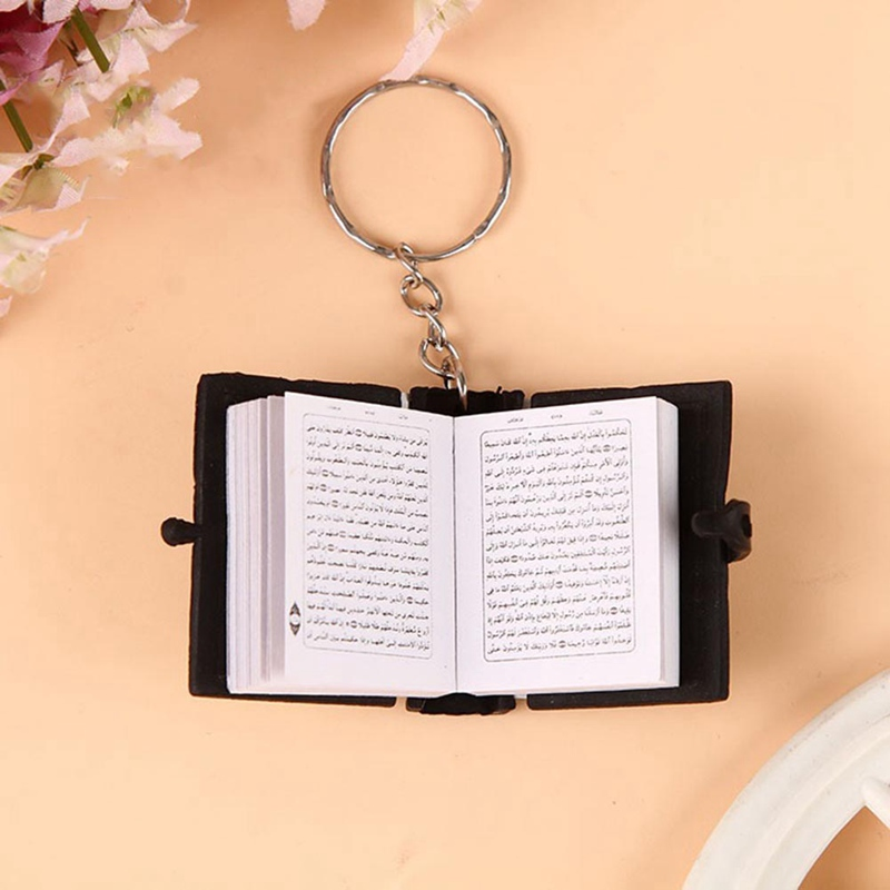 Image 4 - 1  PC Mini Ark Quran Book Real Paper Can Read Arabic The Koran 