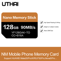 UTHAI J39 NM Card Read 90MB/s 128GB Nano Memory Card Apply For Huawei Mate20 Pro Mate20 X P30 Nova5 Pro With USB3.1 Gen 1 Type c