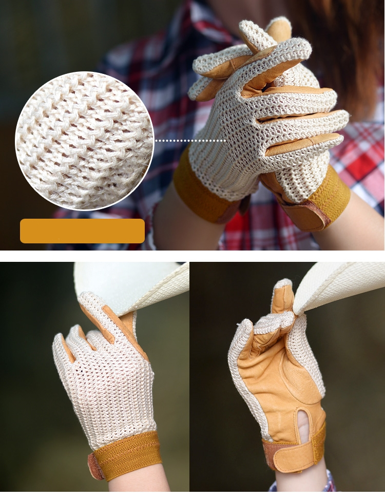 Ultimate SaleùGloves Equestrian Horse Knight Hand-Protect Variety Professional Children